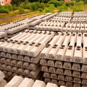 Шпалы железобетонные железнодорожные в Челябинске