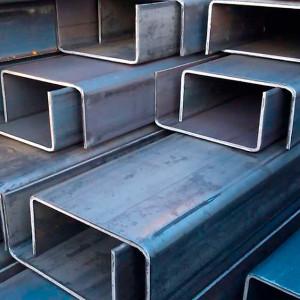 Швеллер стальной гнутый в Челябинске